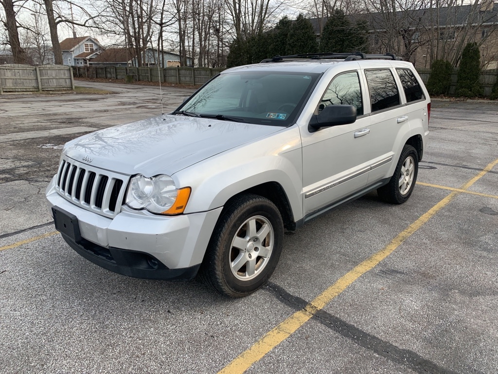 2010 JEEP GRAND CHEROKEE for sale at TKP Auto Sales