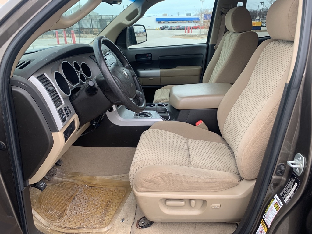 2007 TOYOTA TUNDRA DOUBLE CAB SR5 for sale at TKP Auto Sales