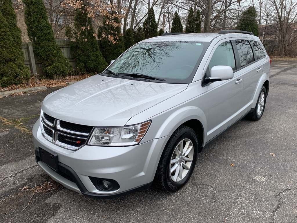 2014 DODGE JOURNEY for sale at TKP Auto Sales