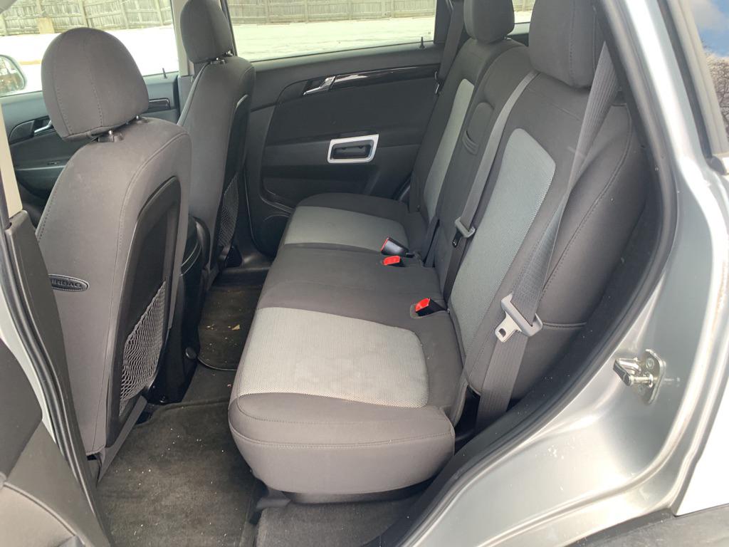 2013 CHEVROLET CAPTIVA LS for sale at TKP Auto Sales