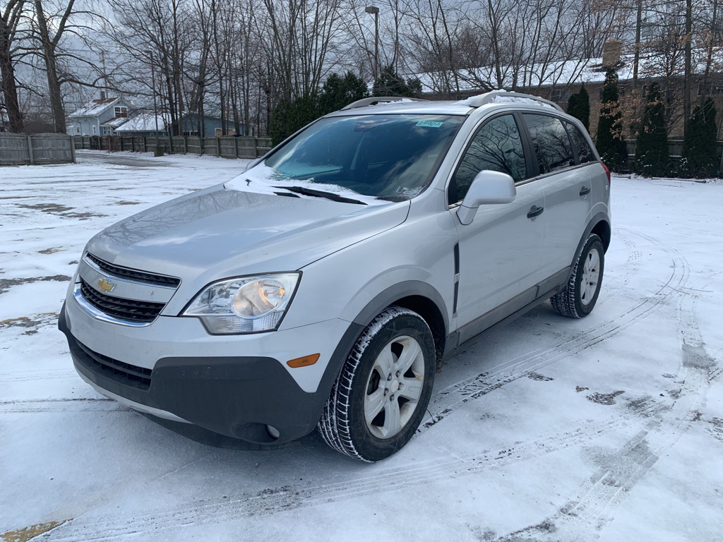 2013 CHEVROLET CAPTIVA for sale at TKP Auto Sales