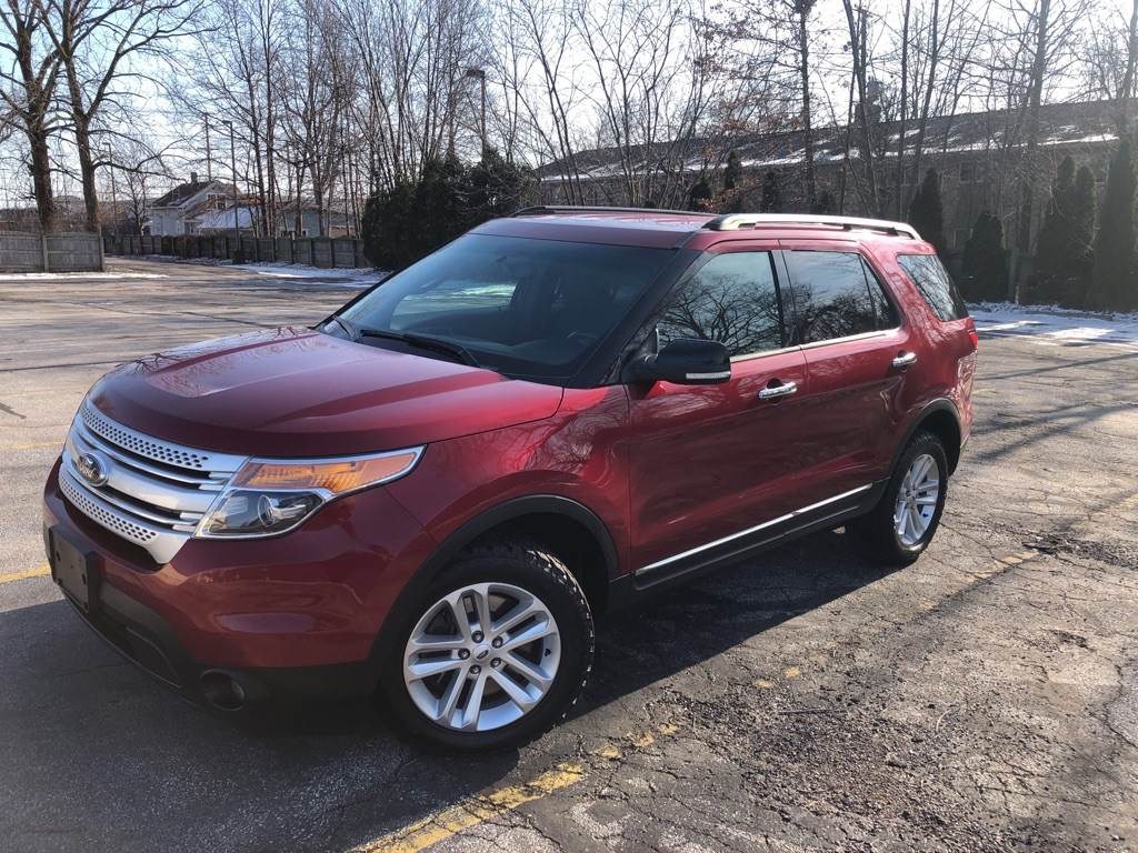2014 FORD EXPLORER for sale at TKP Auto Sales