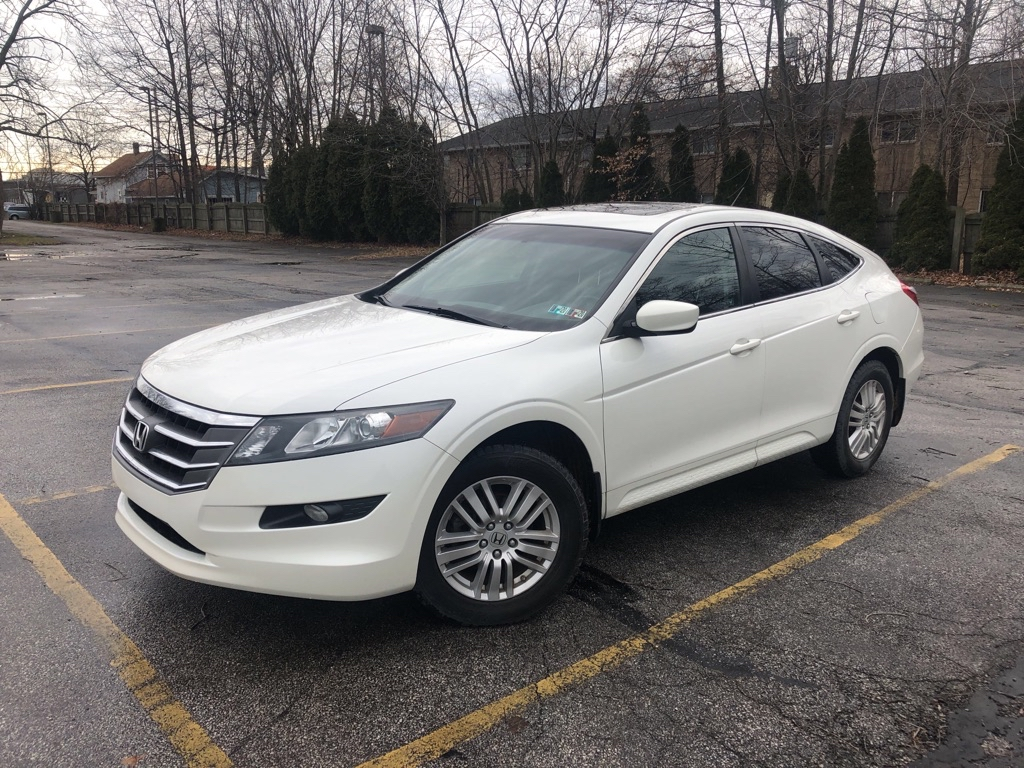 2012 HONDA CROSSTOUR for sale at TKP Auto Sales