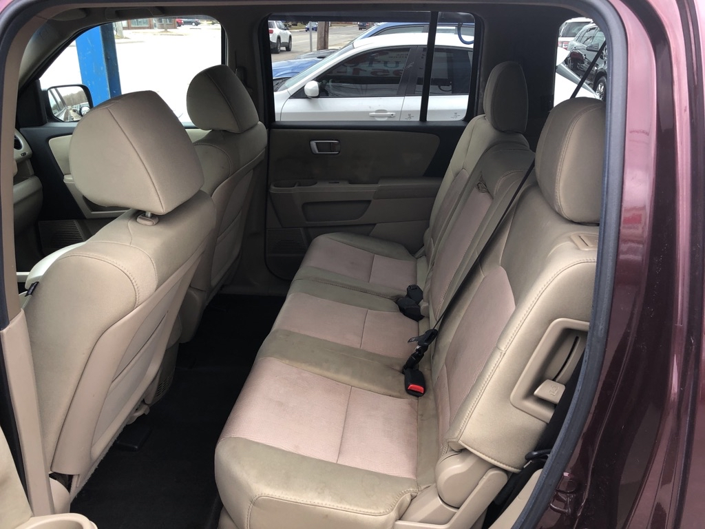 2012 HONDA PILOT EX for sale at TKP Auto Sales
