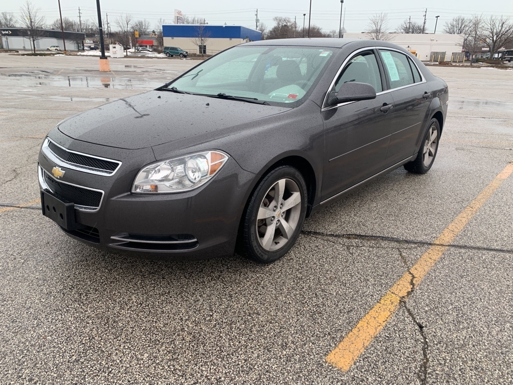 2011 CHEVROLET MALIBU for sale at TKP Auto Sales