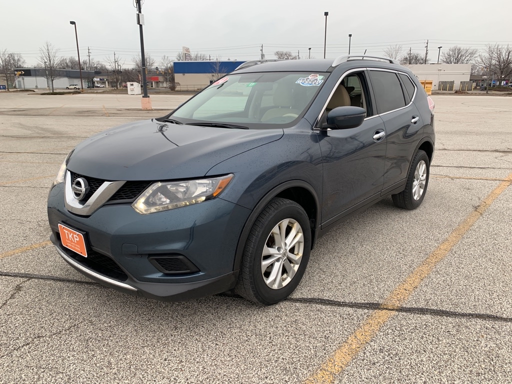 2014 NISSAN ROGUE for sale at TKP Auto Sales