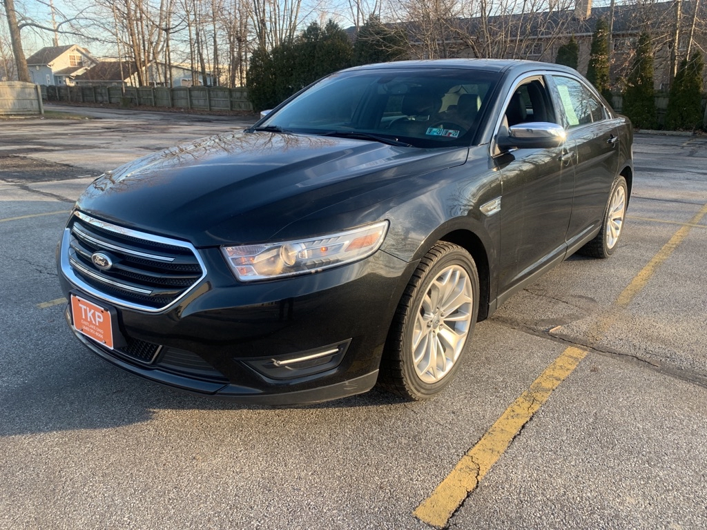 2013 FORD TAURUS for sale at TKP Auto Sales