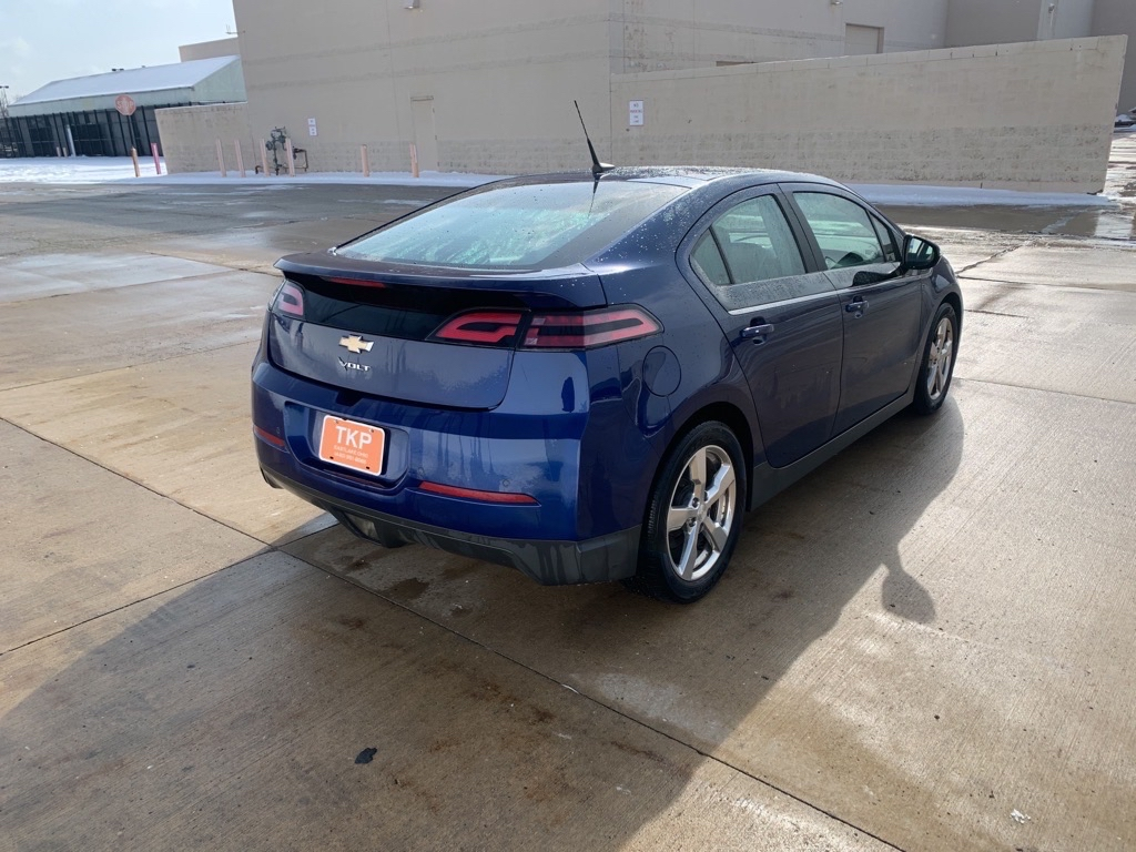 2013 CHEVROLET VOLT  for sale at TKP Auto Sales