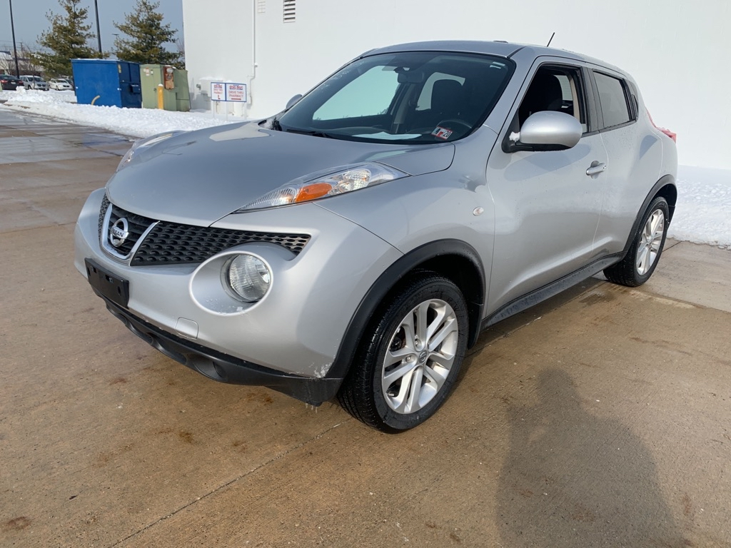 2013 NISSAN JUKE for sale at TKP Auto Sales