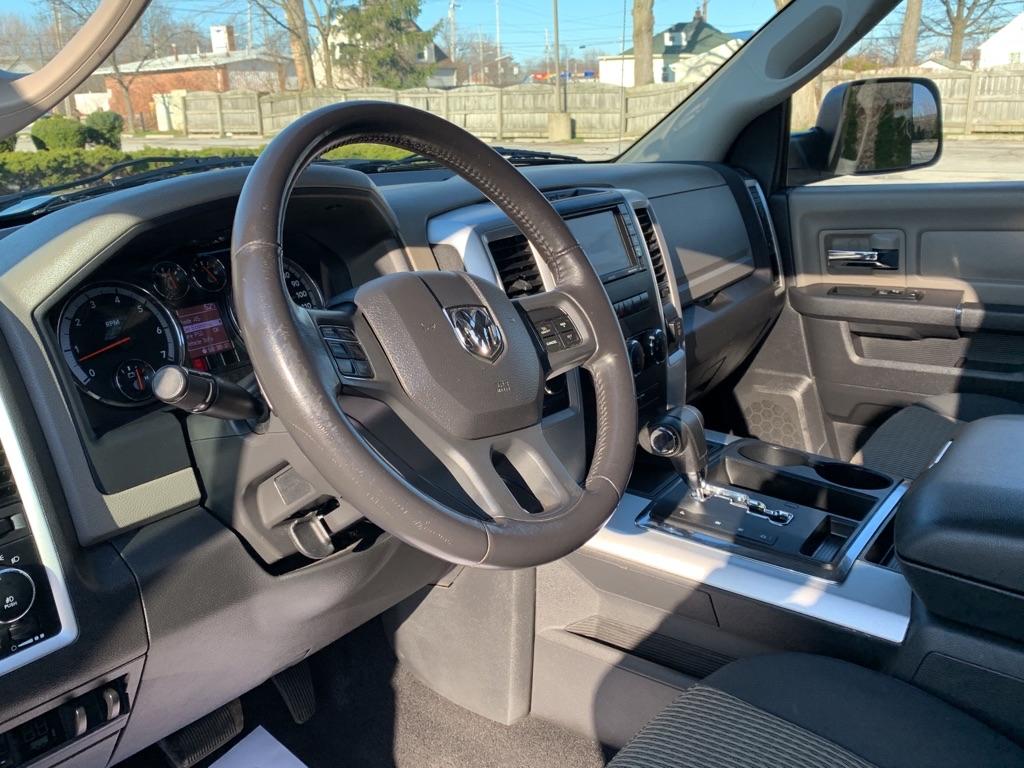 2012 DODGE RAM 1500 SLT for sale at TKP Auto Sales