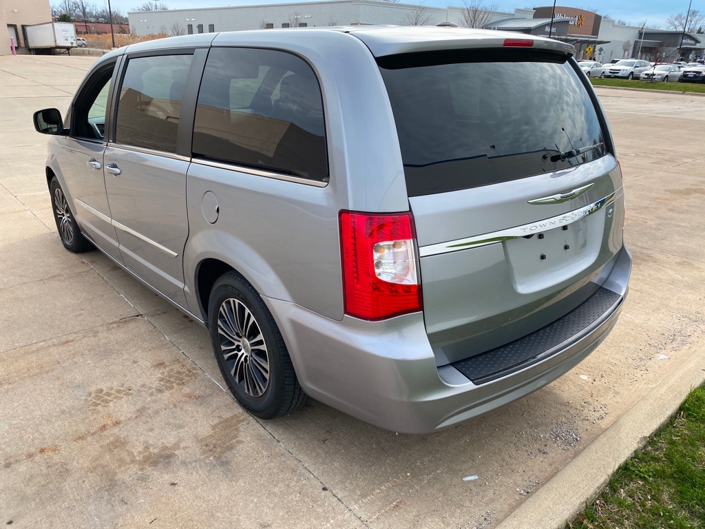 2014 CHRYSLER TOWN & COUNTRY S for sale at TKP Auto Sales