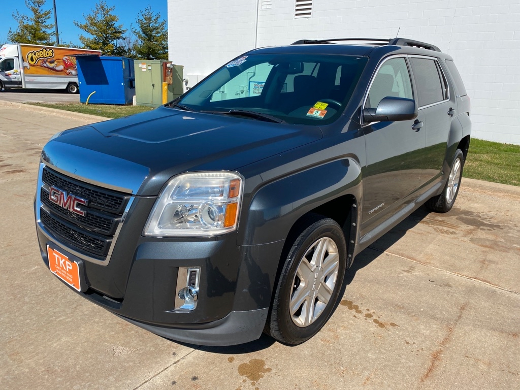 2011 GMC TERRAIN for sale at TKP Auto Sales