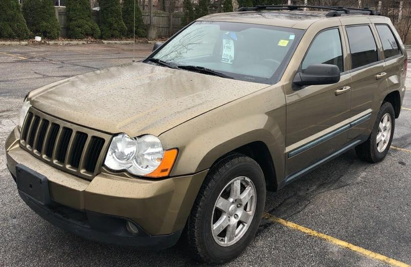 2008 JEEP GRAND CHEROKEE for sale at TKP Auto Sales