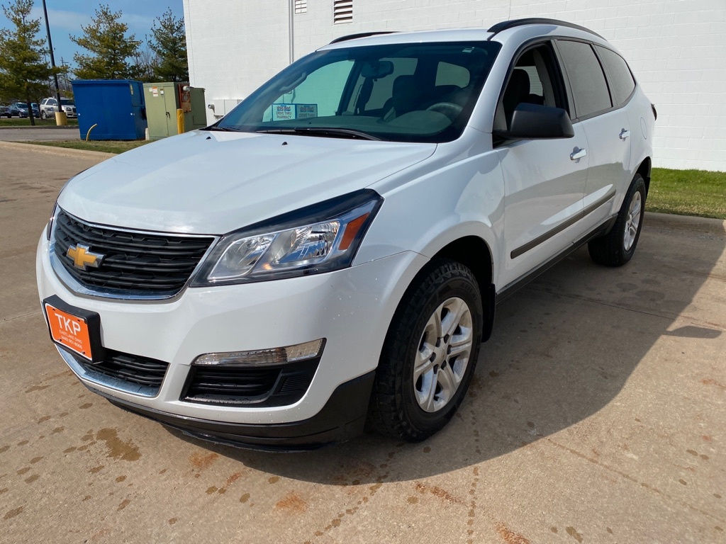2017 CHEVROLET TRAVERSE for sale at TKP Auto Sales