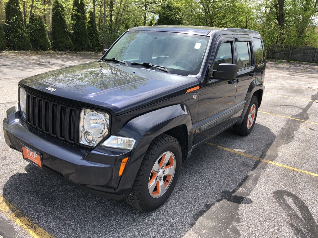 2011 JEEP LIBERTY SPORT for sale in Eastlake, Ohio