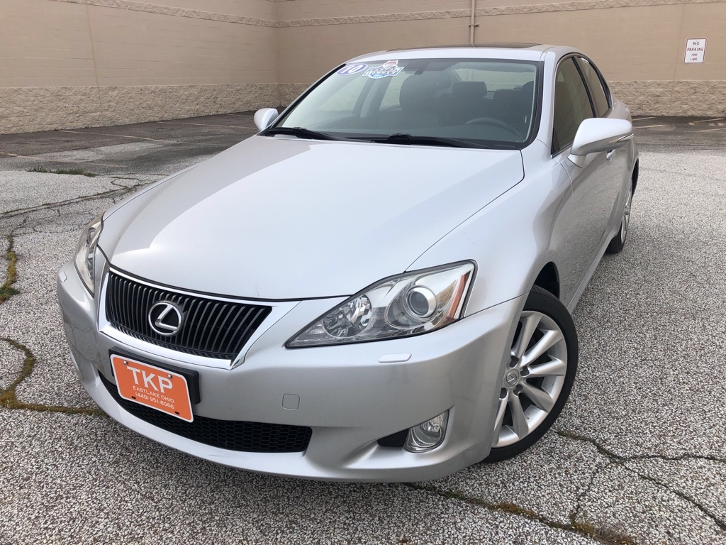 2010 LEXUS IS for sale at TKP Auto Sales