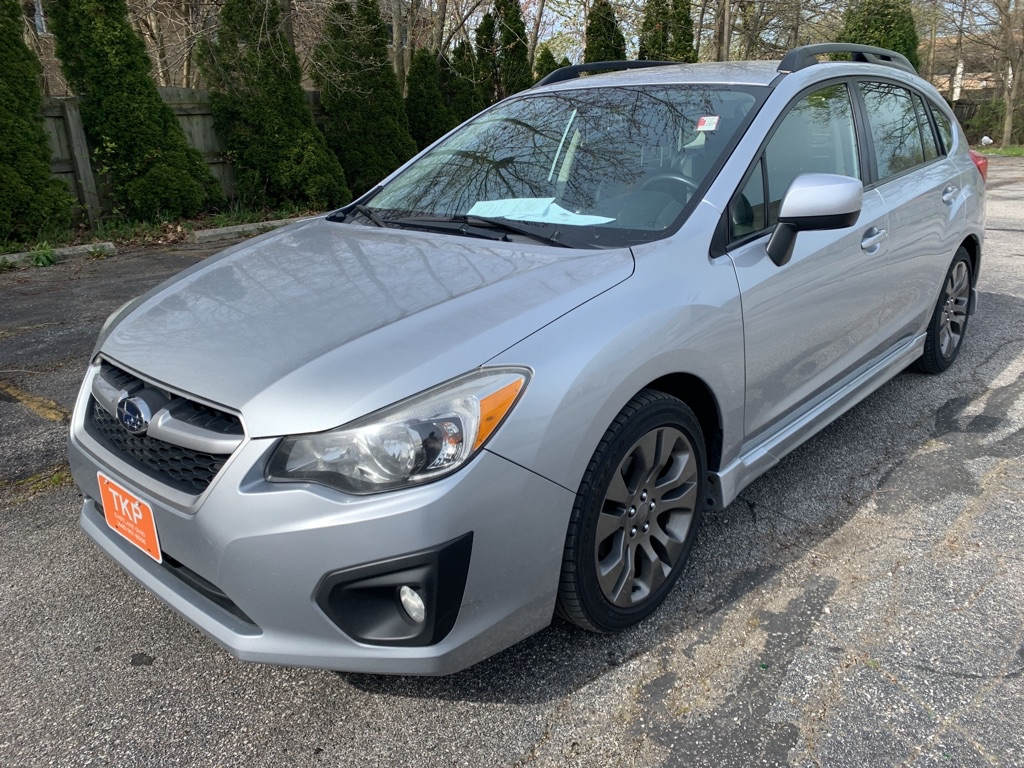 2013 SUBARU IMPREZA for sale at TKP Auto Sales