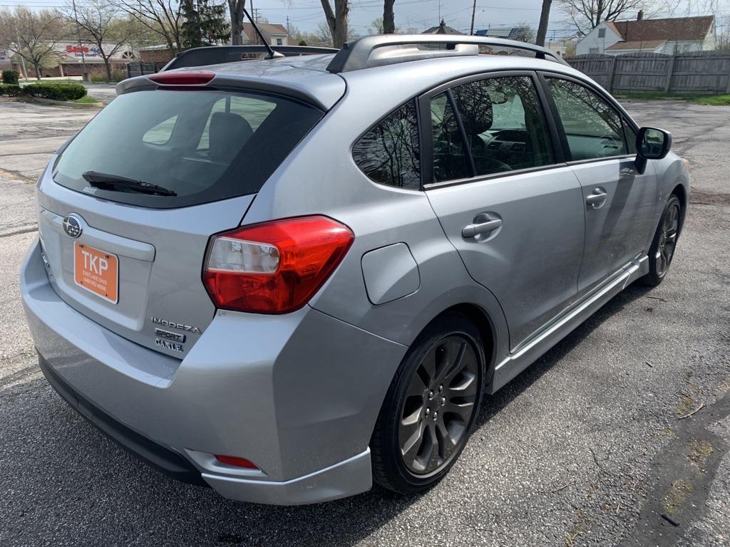 2013 SUBARU IMPREZA SPORT LIMITED for sale at TKP Auto Sales