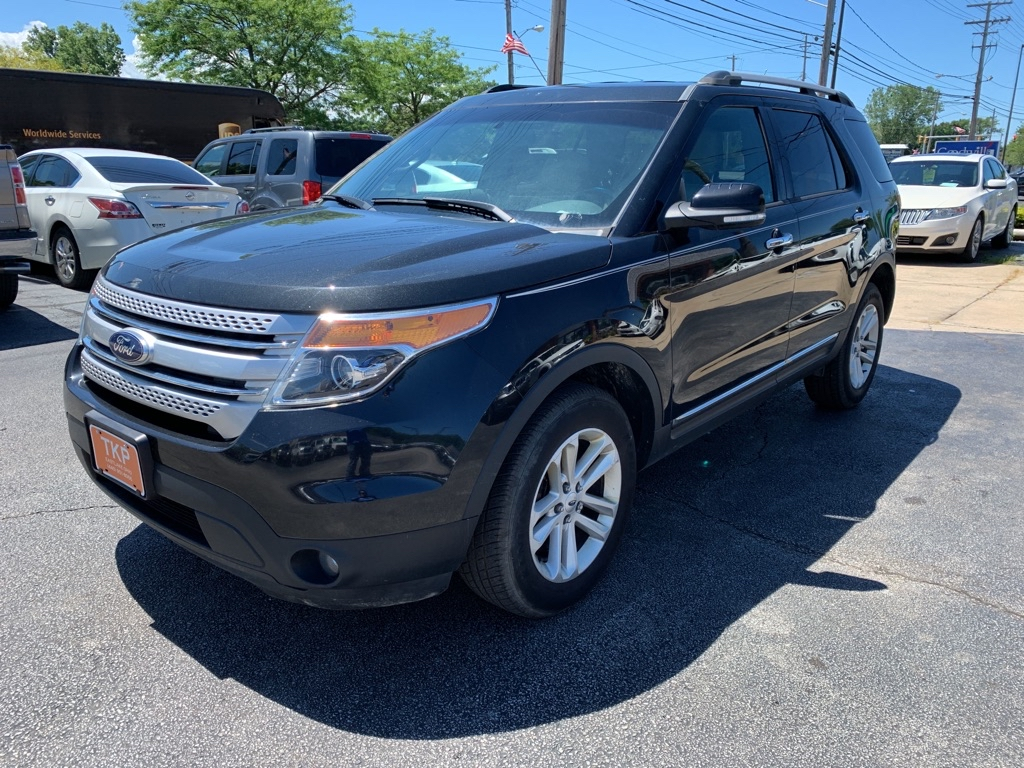 2015 FORD EXPLORER for sale at TKP Auto Sales