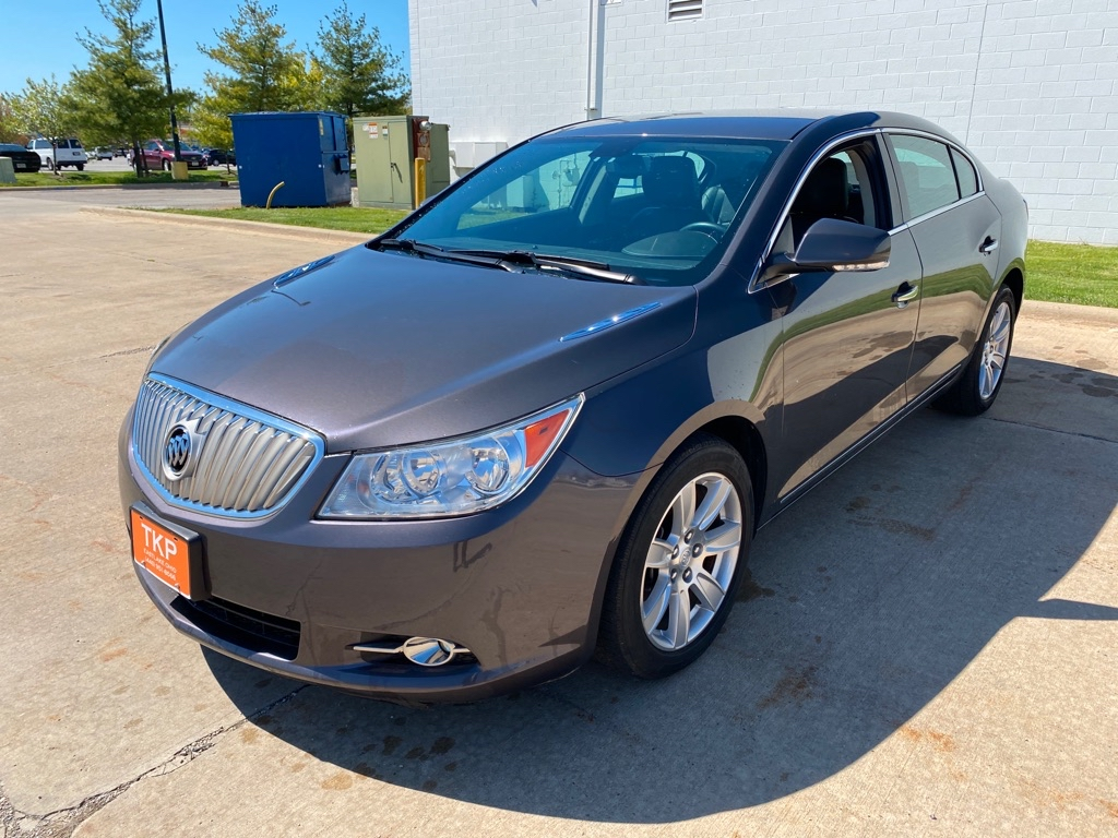 2012 BUICK LACROSSE for sale at TKP Auto Sales