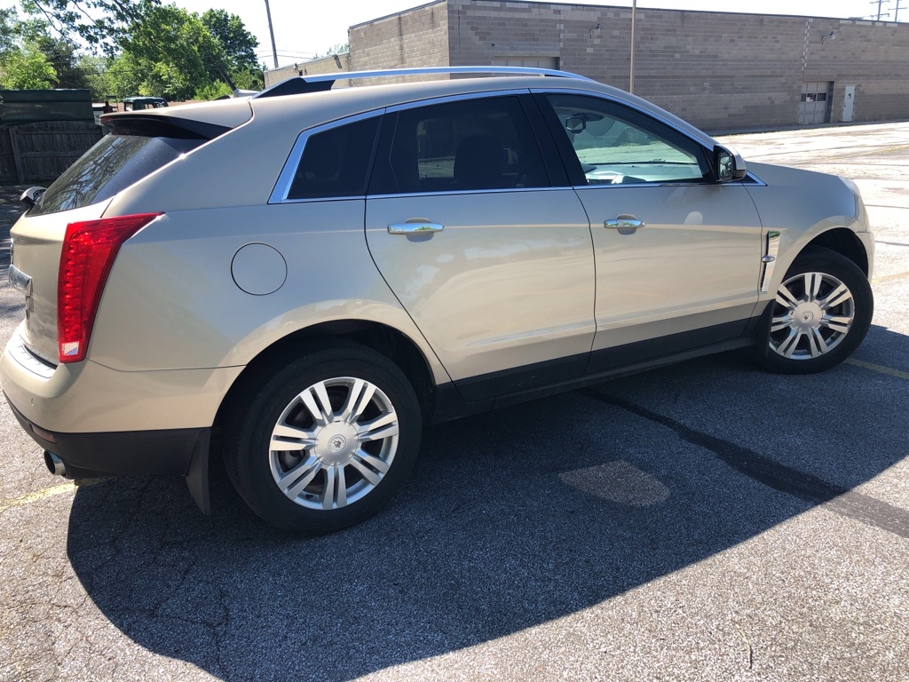 2011 CADILLAC SRX LUXURY COLLECTION for sale at TKP Auto Sales