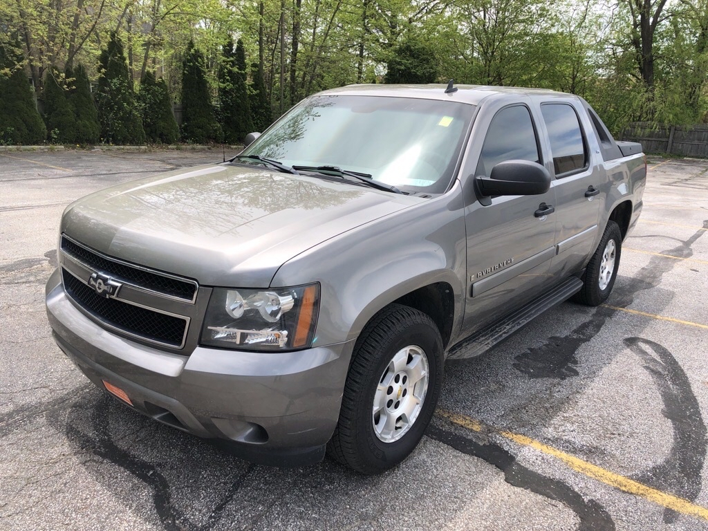 2009 CHEVROLET AVALANCHE for sale at TKP Auto Sales