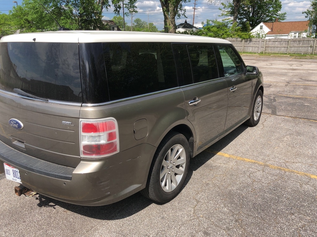2012 FORD FLEX SEL for sale at TKP Auto Sales