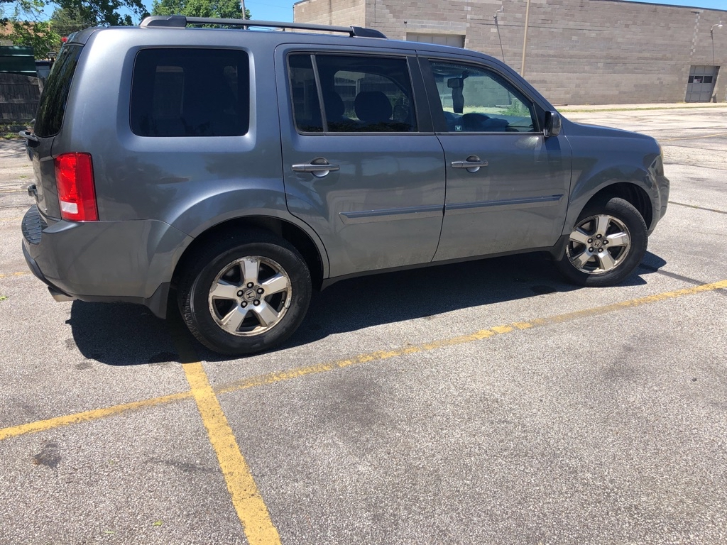 2011 HONDA PILOT EXL for sale at TKP Auto Sales