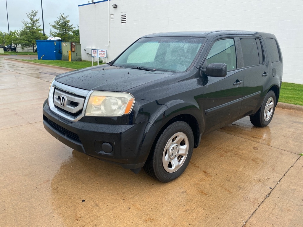 2009 HONDA PILOT for sale at TKP Auto Sales