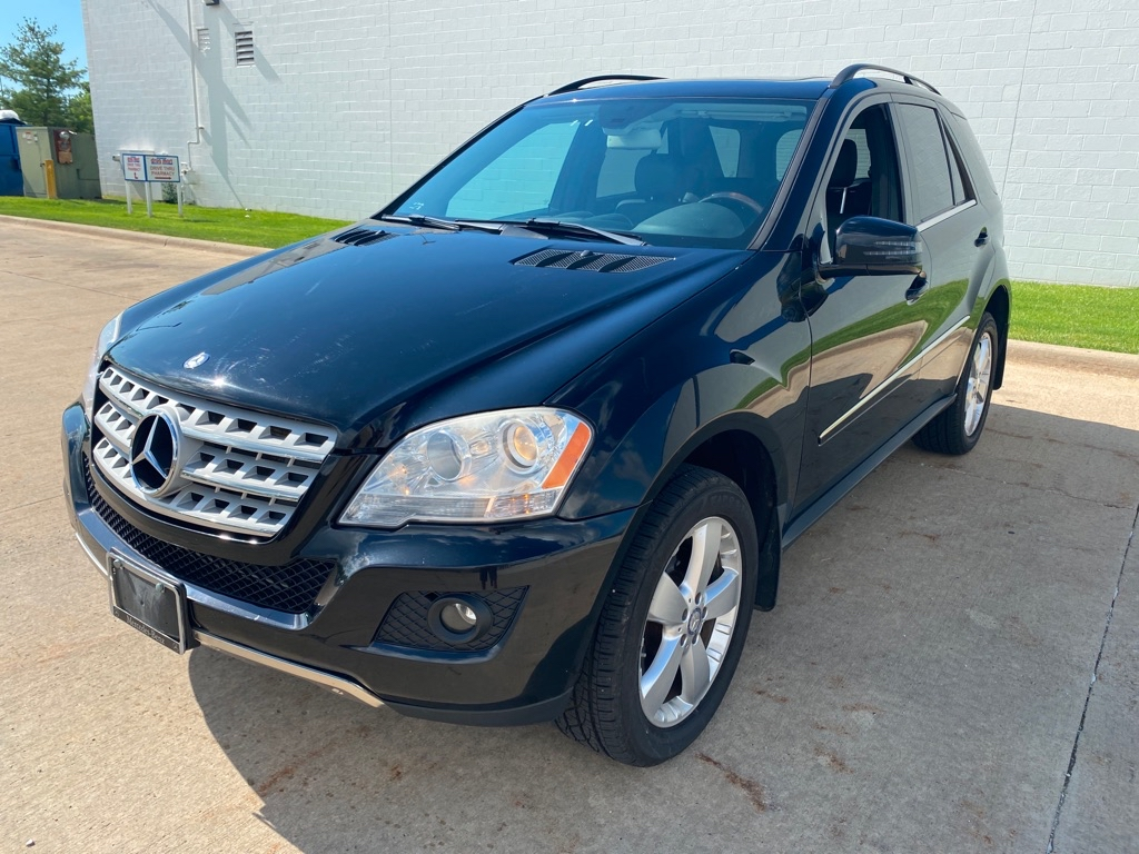2011 MERCEDES-BENZ ML 350 4MATIC for sale in Eastlake, Ohio