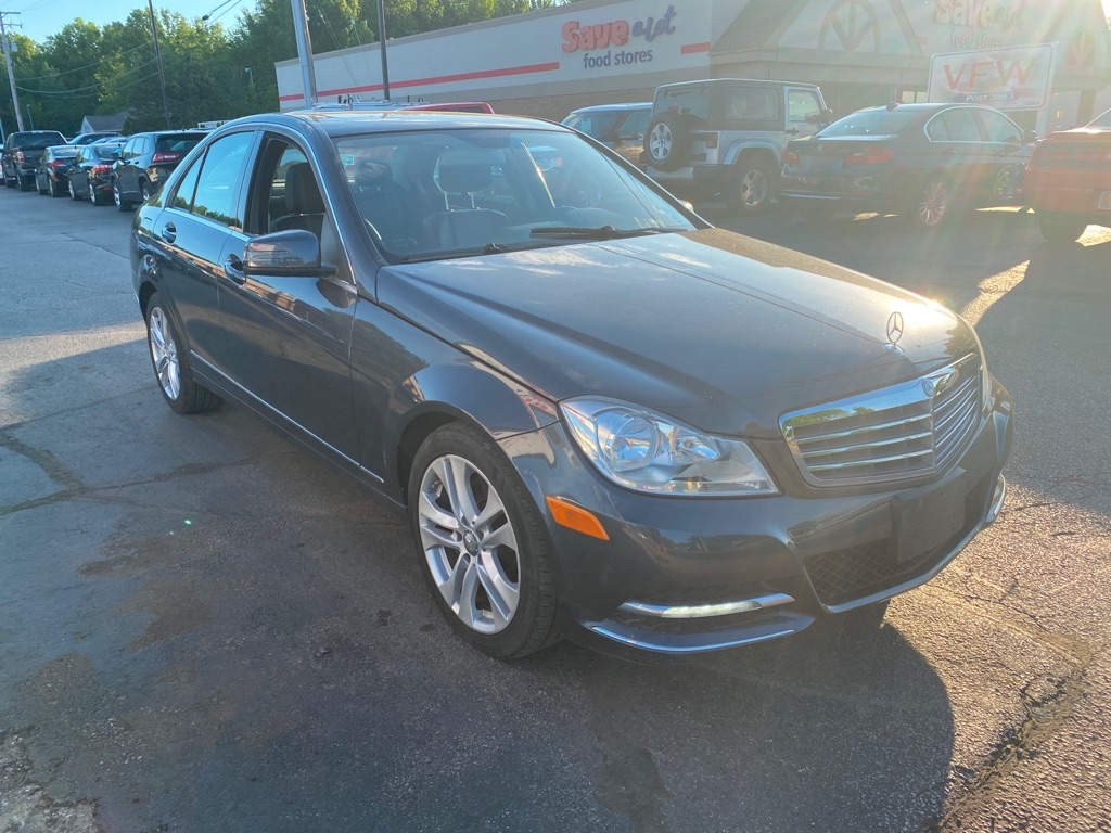 2013 MERCEDES-BENZ C-CLASS C300 4MATIC for sale at TKP Auto Sales