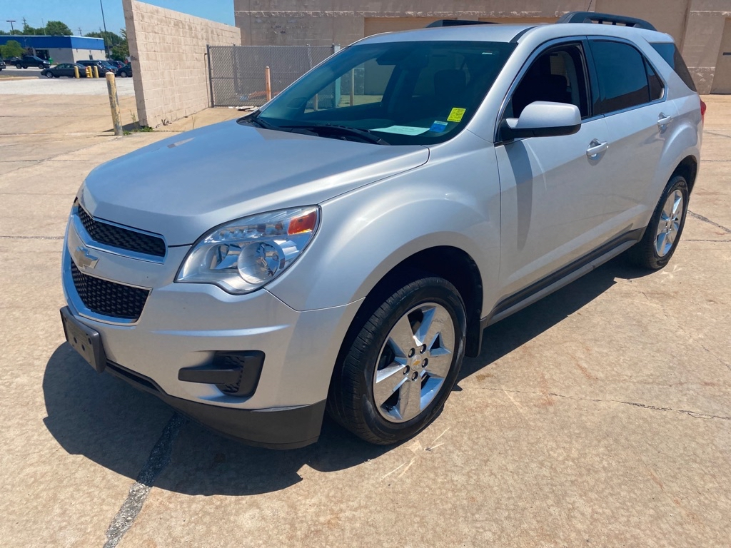 2012 CHEVROLET EQUINOX for sale at TKP Auto Sales