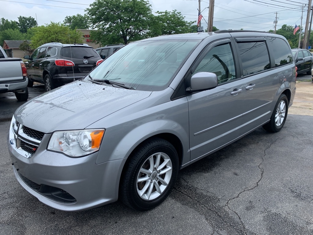 2013 DODGE GRAND CARAVAN for sale at TKP Auto Sales