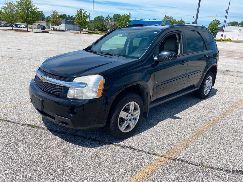 2009 CHEVROLET EQUINOX for sale at TKP Auto Sales