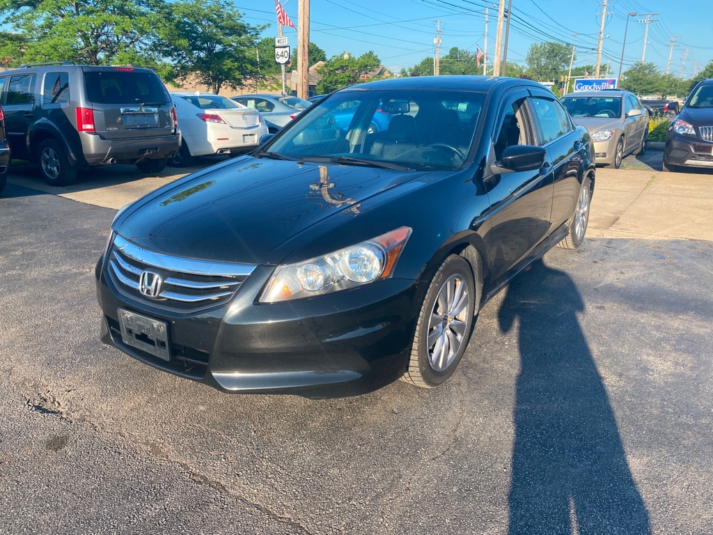 2011 HONDA ACCORD for sale at TKP Auto Sales