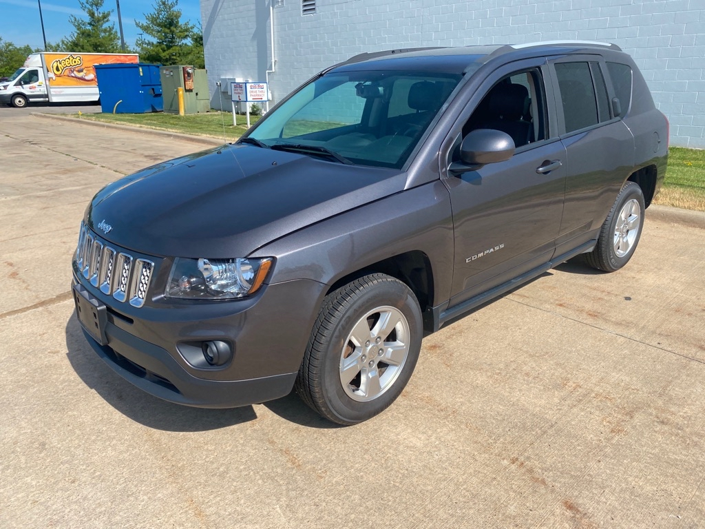 2016 JEEP COMPASS for sale at TKP Auto Sales