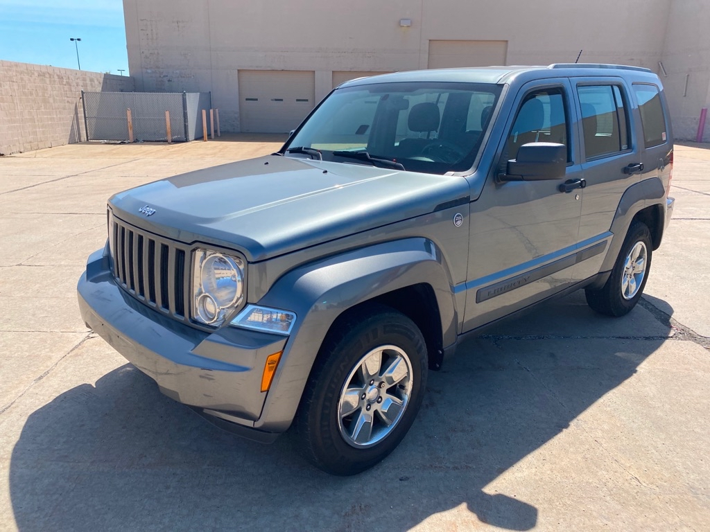 2012 JEEP LIBERTY for sale at TKP Auto Sales
