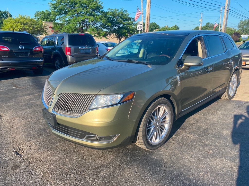 2013 LINCOLN MKT for sale at TKP Auto Sales