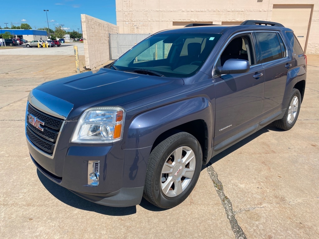 2013 GMC TERRAIN for sale at TKP Auto Sales