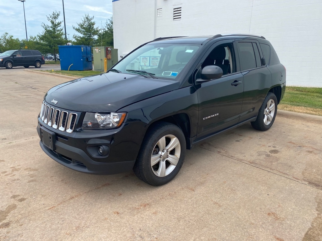 2014 JEEP COMPASS SPORT for sale in Eastlake, Ohio