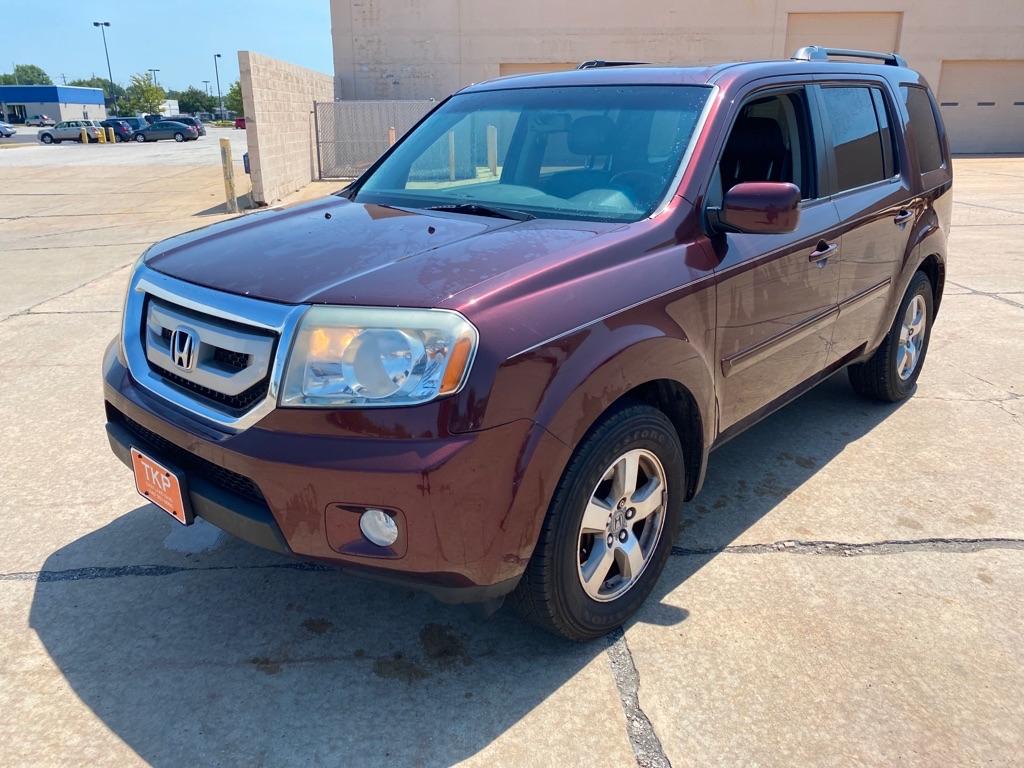 2009 HONDA PILOT for sale at TKP Auto Sales