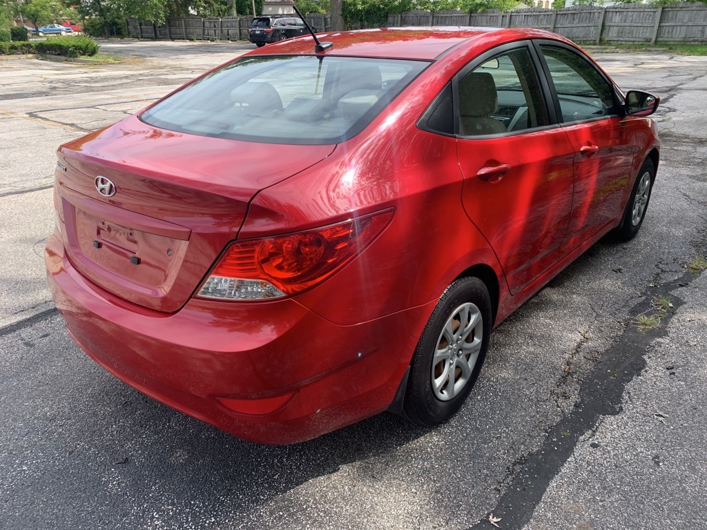 2012 HYUNDAI ACCENT GLS for sale at TKP Auto Sales