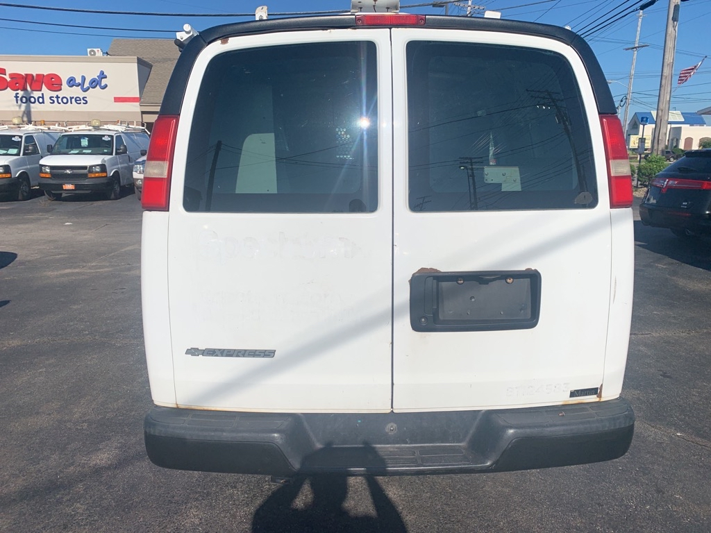 2008 CHEVROLET EXPRESS G2500  for sale at TKP Auto Sales
