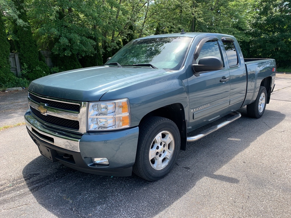 2009 CHEVROLET SILVERADO 1500 for sale at TKP Auto Sales