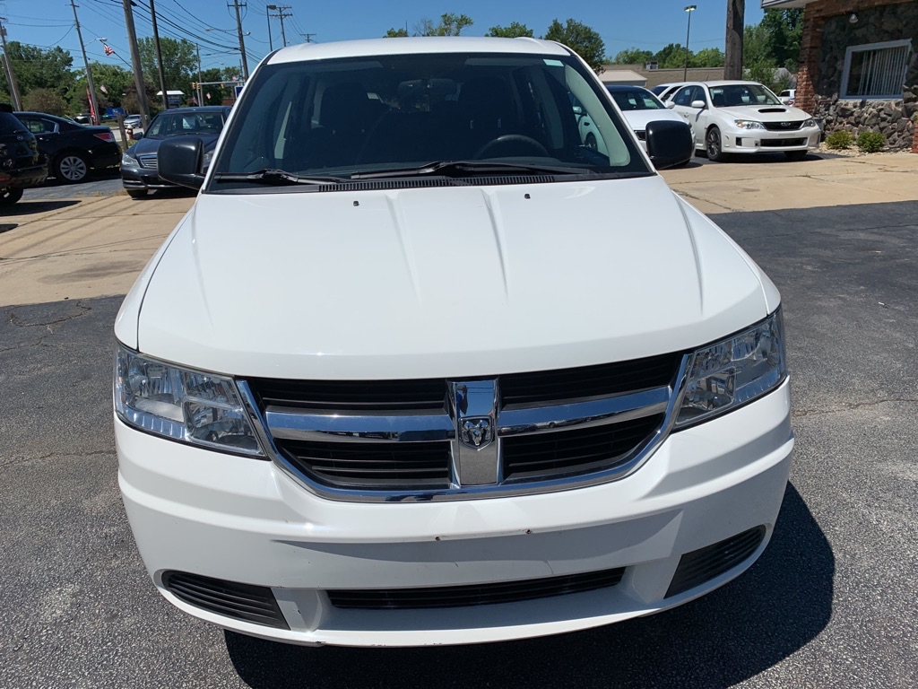 2010 DODGE JOURNEY SE for sale at TKP Auto Sales