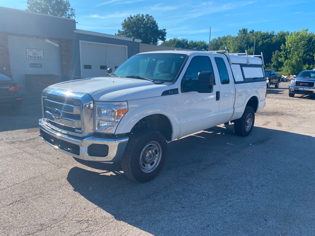 2014 FORD F350 for sale at TKP Auto Sales