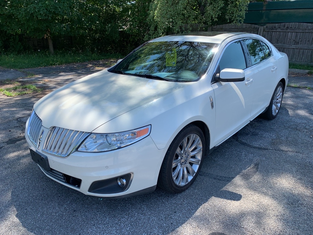 2009 LINCOLN MKS for sale at TKP Auto Sales