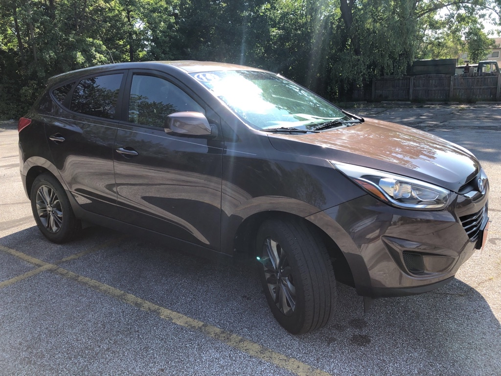 2014 HYUNDAI TUCSON GLS for sale at TKP Auto Sales
