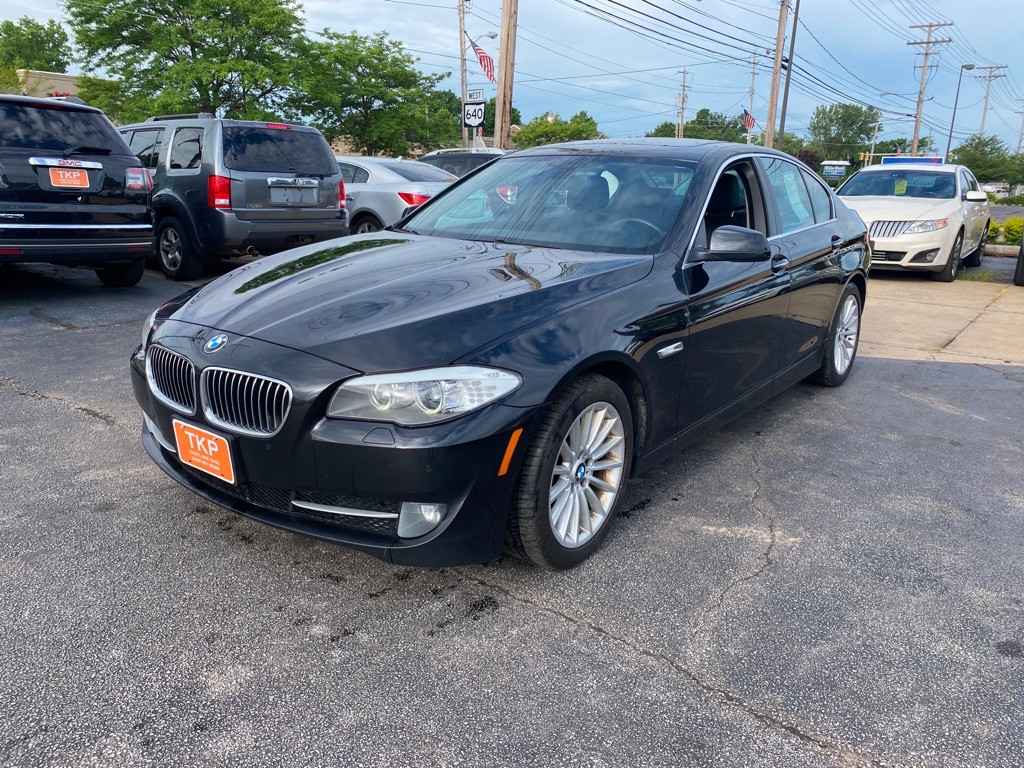 2013 BMW 535 for sale at TKP Auto Sales