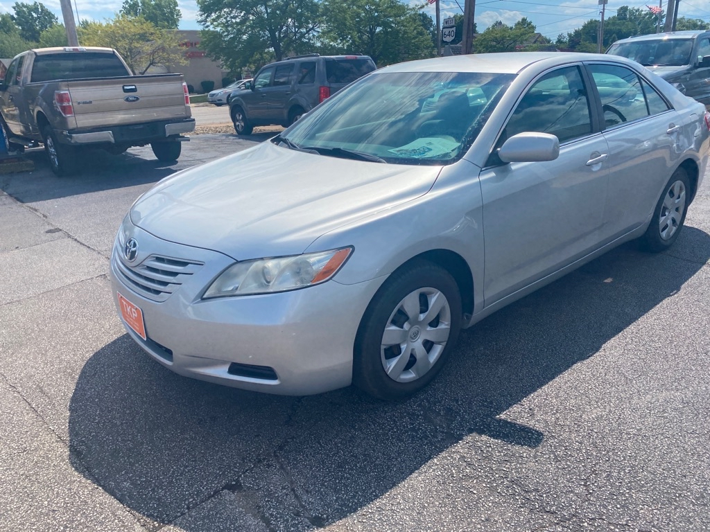2009 TOYOTA CAMRY BASE for sale in Eastlake, Ohio